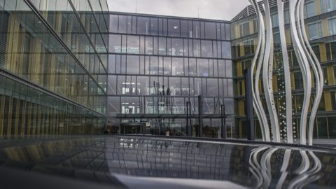 PricewaterhouseCoopers headquarters in Luxembourg